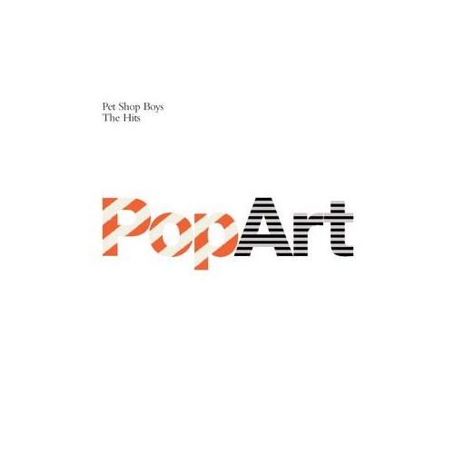 Pet Shop Boys - Popart - The Hits