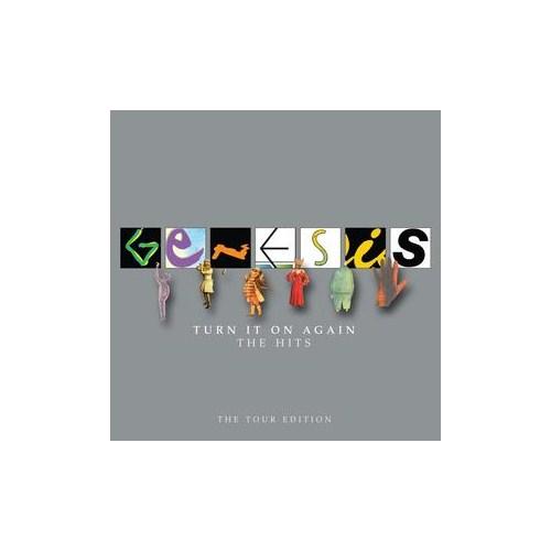 Genesis - Turn It On Agaın - The Hits