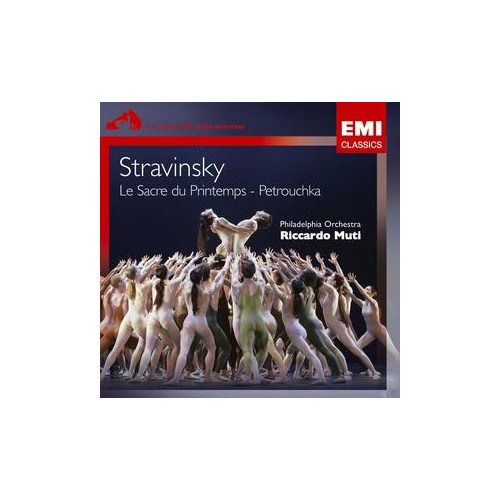 Rıccardo Mutı/ Stravinsky - Sacre Du Prıntemps, Petrouchka