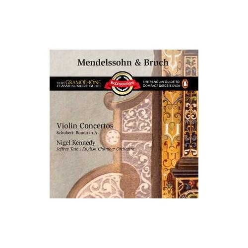 Nigel Kennedy - Schubert, Mendelssohn And Bruch : Violin Concertos