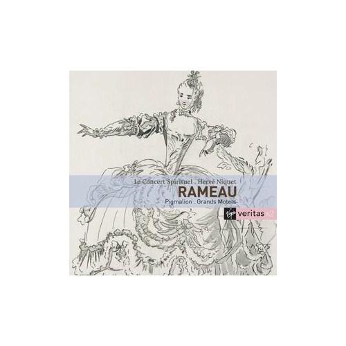 Herve Nıquet - Rameau - Pıgmalıon, Les Grands Motetsjean Paul