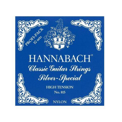 Hannabach 815 Ht Klasik Gitar Teli (High Tension)