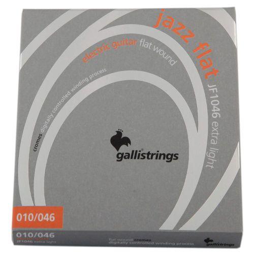 Galli Jf-1046 Jazz Flat Elektro Gitar Teli 010