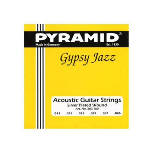 Gitar Aksesuar Akustik Tel Pyramid 0.11 303100