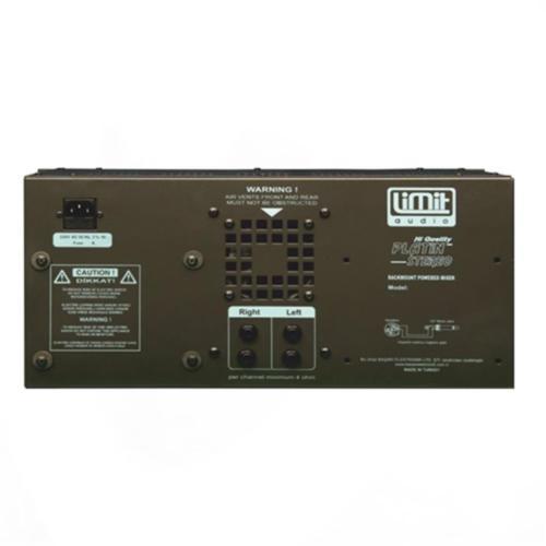 Limit Audio Platin M500U Amfi 500 Watt Ekho Reverb