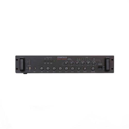 Startech Asc-250Zv Amfi Mikser 6 Bölgeli 250 Watt 100 Volt