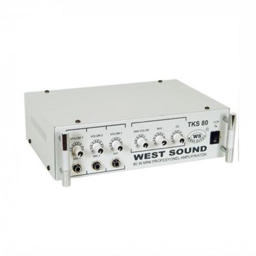 West Sound Tks 80T Hat Trafolu Amfi 80 Watt