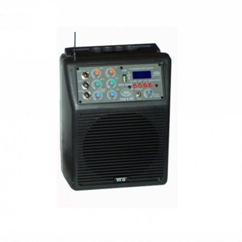 West Sound Tks 6 Dc Portatif Şarjlı Amfi