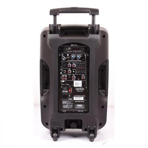 Lentus Lnt P-120 Taşınabilir Ses Sistemi El+El