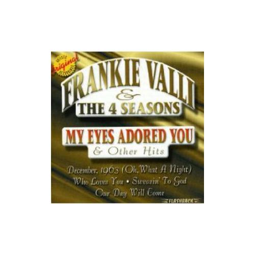 Frankıe Vallı & The 4 Seas - My Eyes Adored You And Oth