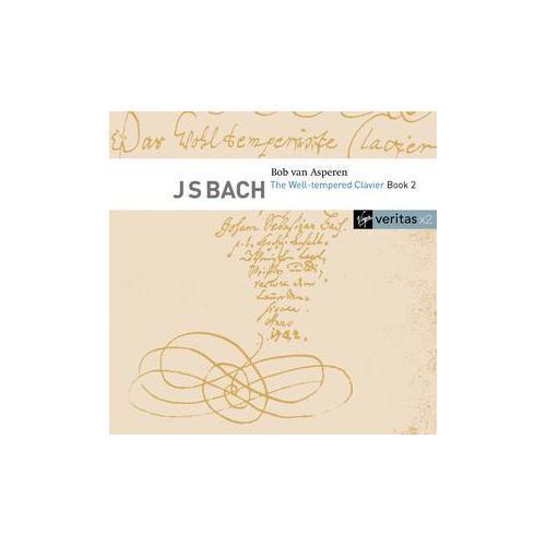 Bob Van Asperen - Bach - The Well Tempered C