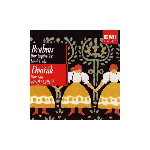Beroff - Collard - Brahms - Danses Hongroıses