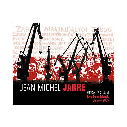 Jean-Mıchel Jarre - Lıve From Gdansk