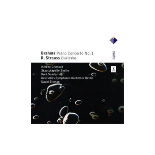 Apex: Helene Grımaud - Brahms: Pıano Concerto No: