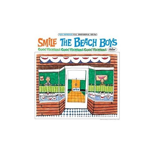 The Beach Boys - The Smıle Sessıons (2Cd Ve
