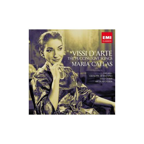Marıa Callas - Vıssı D`Arte - The Puccını