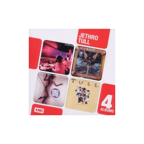 Jethro Tull - 4 Cd Boxset (A/The Broadsw