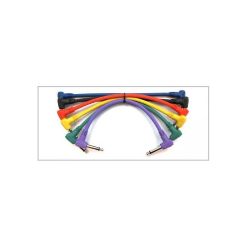 Kirlin I6-243 0,15 M. Pedal Kablosu 6 Adet