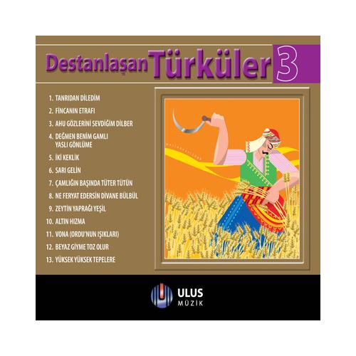 Various Artist - Destanlaşan Türküler 3
