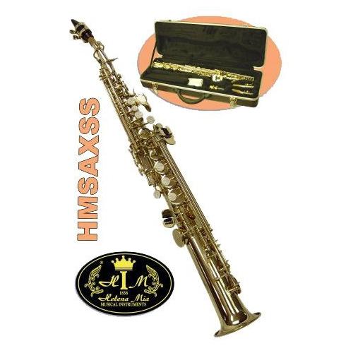 Saksafon Soprano Altın HMSAXSS