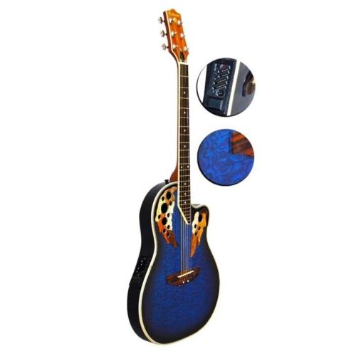 Gitar Elektro Akustik Extreme XAF80EQ4BLS