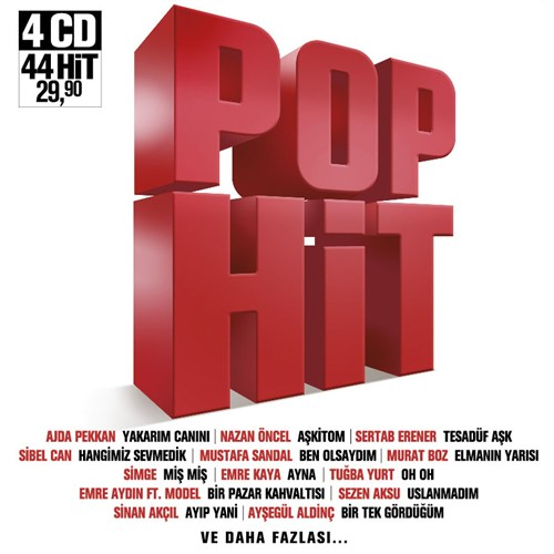 Pop Hit (4 Cd)
