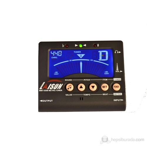 Laison MMT 550 B LCD Ekranlı Akort - Metronom Aleti