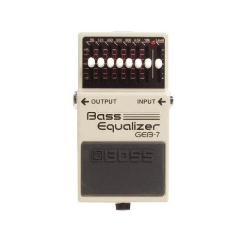 Boss Geb-7(T) Bas Equalizer Compact Pedal