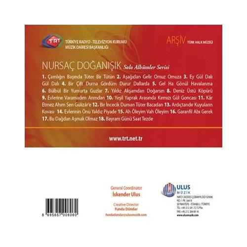 TRT Arşiv Serisi - 210 / Nursaç Doğanışık (Solo Albümler Serisi)