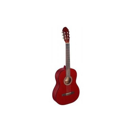 Stagg C430 M Red Klasik Gitar