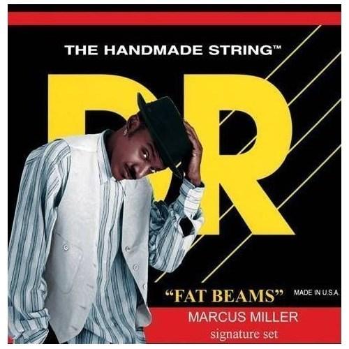 DR Strings MM 5-45 Fat-BeamS 45-65-85-105-125 Bas Gitar Teli