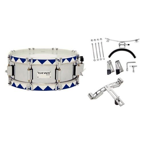 Basix 890513 Bando Davulu - Trampet 13X5