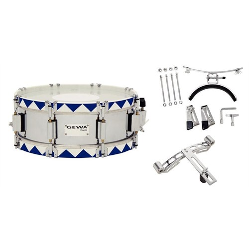 Basix 890514 Bando Davulu - Trampet 14X5