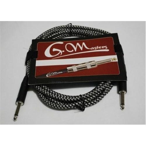 G.Master Gm-05 3 Metre Braided Enstrüman Kablosu