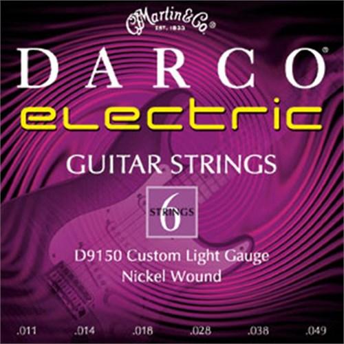 Martin Darco (Custom Light) 11-49 Elektro Gitar Teli