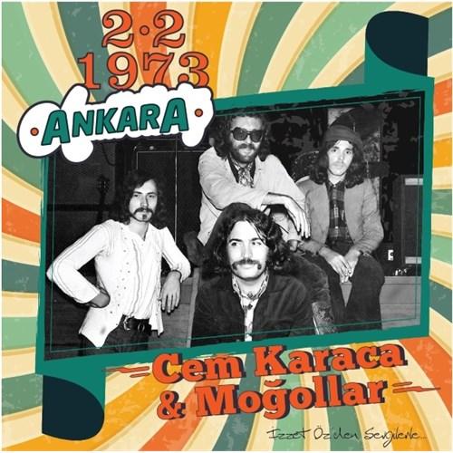 Cem Karaca & Moğollar - 2.2.1973 Ankara