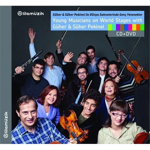 Güher & Süher Pekinel - Genç Yetenekler (CD+DVD)