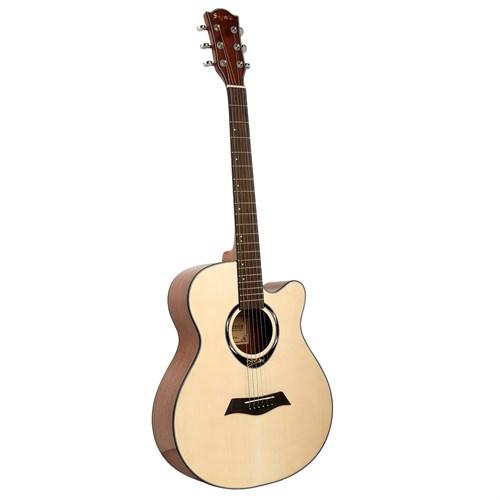 Gitar Akustik Cutaway Segovia Sga720a