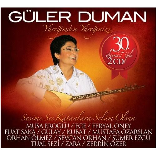 Güler Duman - Yüreğimden Yüreğinize (2 CD)