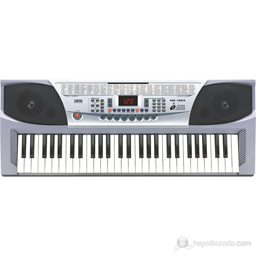 Jwin MK-1254 Org (Mikrofon Hediyeli)