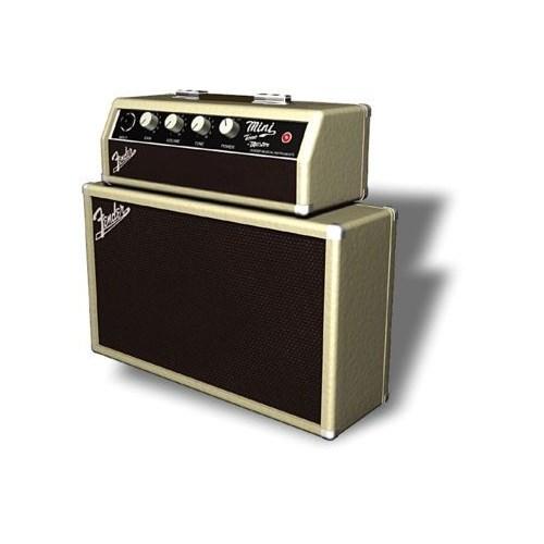 Fender Mini Amps - Mini Tonemaster - Head & Box Mi