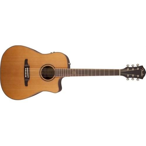 Fender F1020Sce Elektro Akustik Gitar Nat