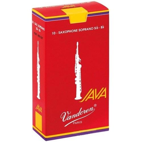 Vandoren Java Red No 2,5 Soprano Saksafon Kamışı