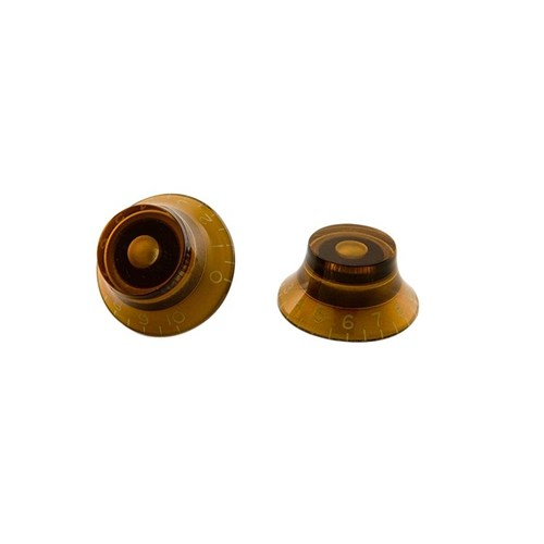 Gıbson Prhk-030 Vintage Amber Top Hat Knobs (4 Adet)