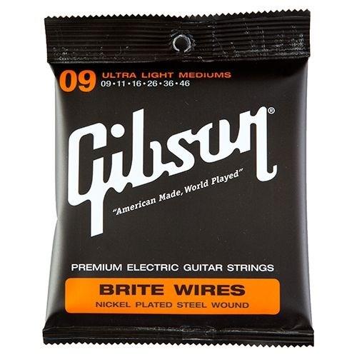 Gıbson Seg-700Ulmc Brite Wires .009-.046 Elektro Gitar Teli