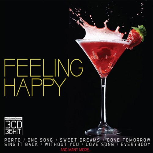 Feeling Happy 3 Cd