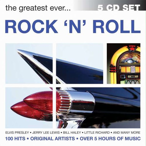 The Greatest Ever Rock 'N' Roll 5 Cd Set