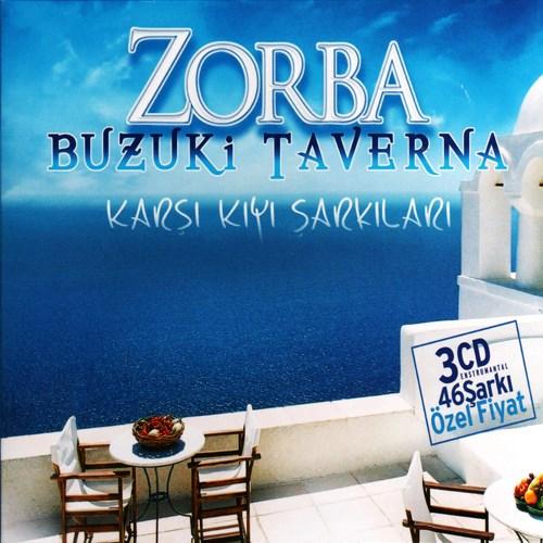Zorba Buzuki Taverna 3 Cd Box Set