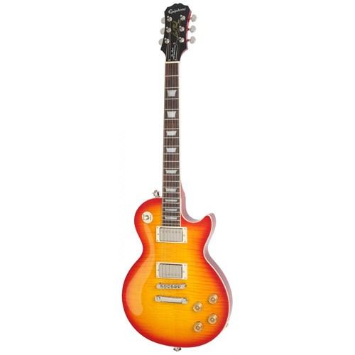 "Epıphone Entpfcnh1 Les Paul ""Trıbute"" Plus Outfit Faded Cherry Sunburst Elektro Gitar"