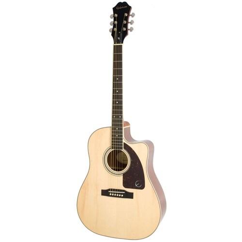 Epıphone Ee2snanh2 Aj-220Sce Natural Elektro Akustik Gitar